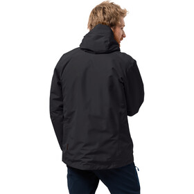 Jack Wolfskin Chilly Morning Jas Heren, black